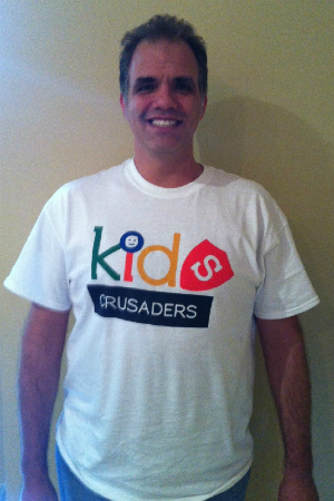 Kids Crusader - Shirt