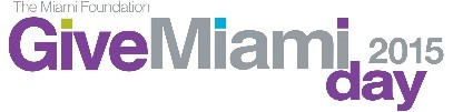 the logo for the 2015 Give Miami Day