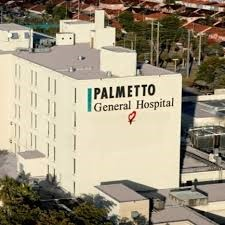 Photograph of Palmetto Hospital